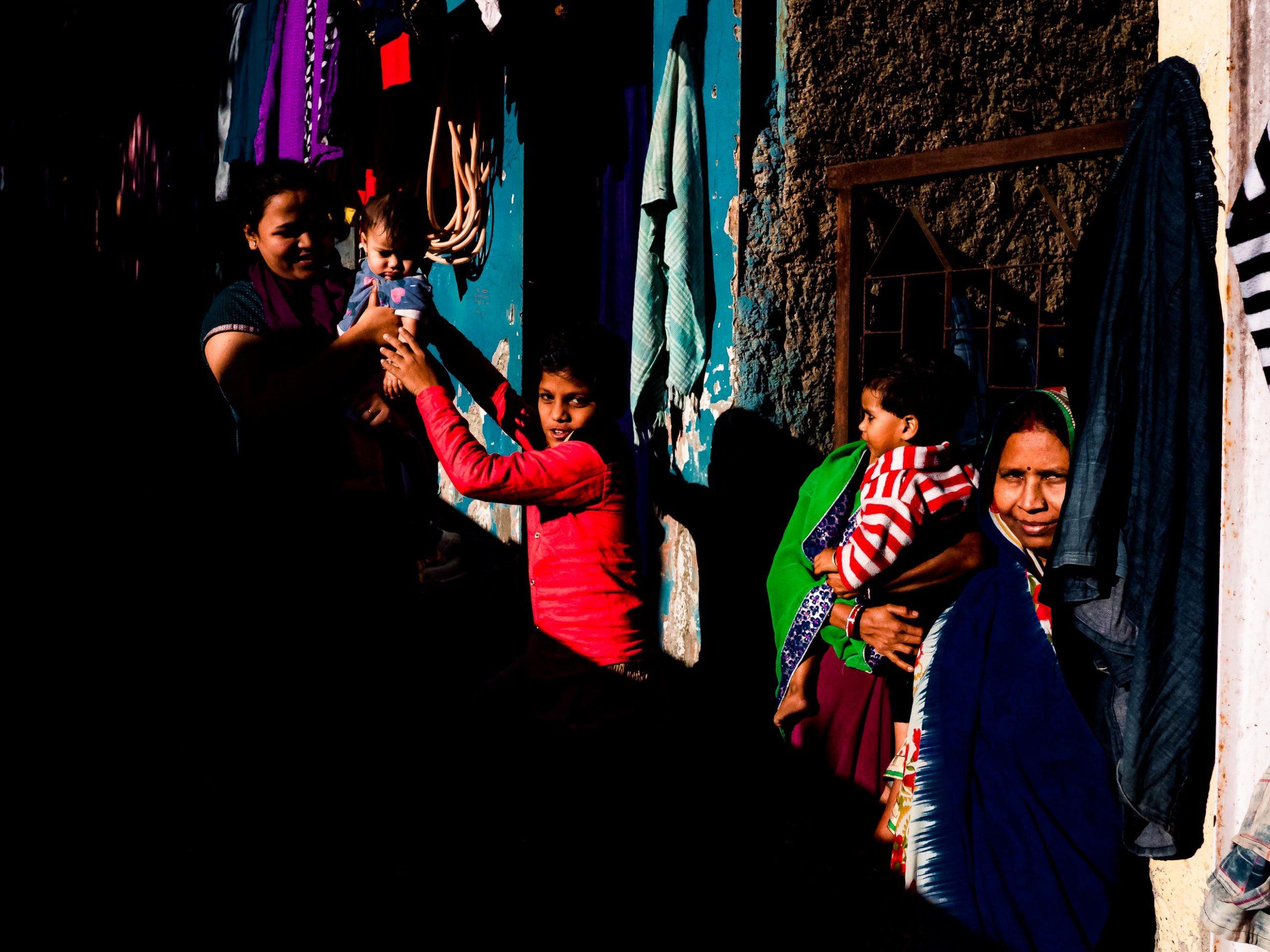 Families in Mumbai - Powai